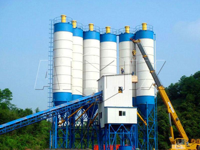 фото новый бетонный завод