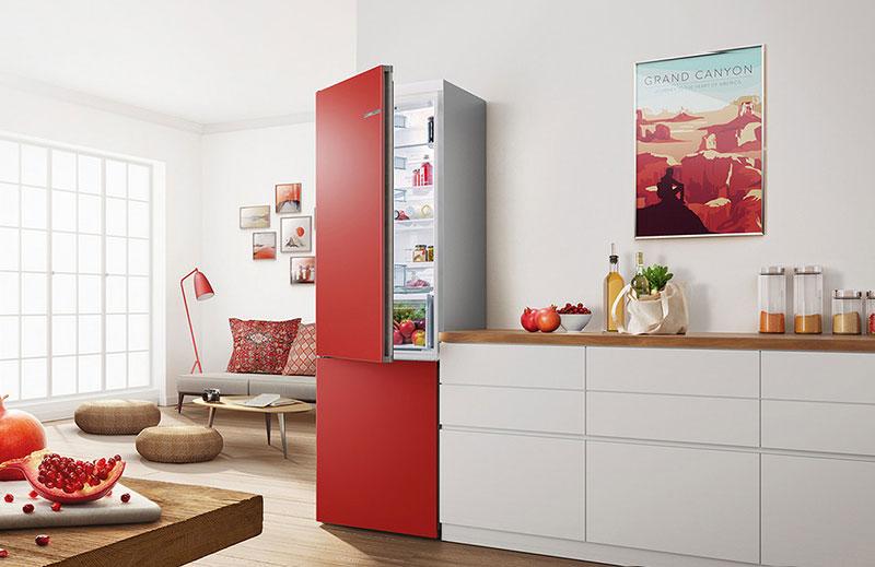 холодильник bosch белый