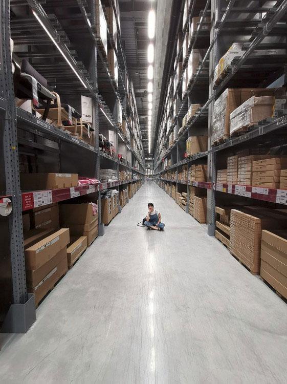 фото склада строительных материалов