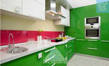 комплекты кухонной мебели