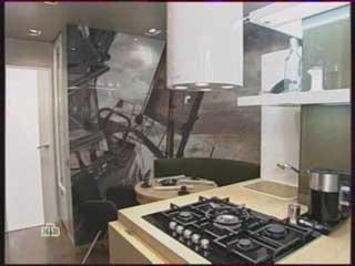фото кухонной плиты в переделке