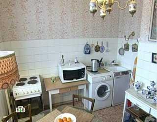 кухня с камином дизайн фото