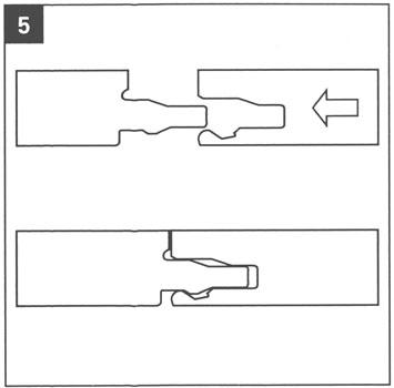 Профиль Safe-Lock