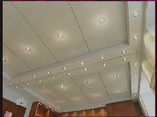 многосекционный натяжной потолок, номер отеля в спальне, Квартирный вопрос, запретное видео