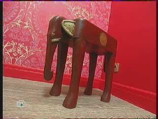 столик в виде слона