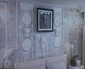 обои дизайн комнат в квартире фото реальные