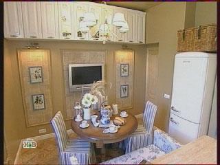 кухня с островом, квартирный вопрос кухни фото