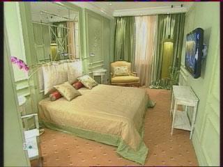 дизайн спальни в стиле ампир
