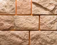 варианты отделки искусственным камнем