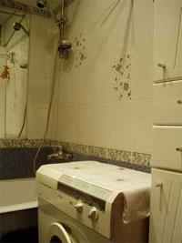 Компактная перепланировка для маленькой ванной комнаты