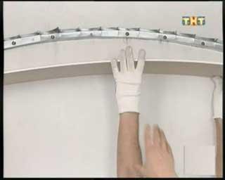 фото стены отделанной гипсокартоном