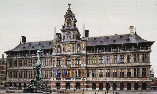 архитектура эпохи возрождения