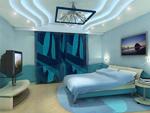 дизайн ковров в интерьере гостиной