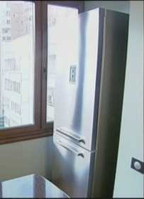холодильник на лоджии фото