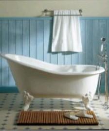 европейская чугунная ванна фото