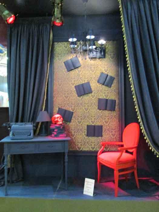 Декор интерьера кабинета