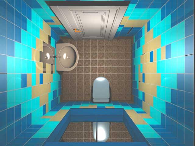 Дизайн-проект туалета