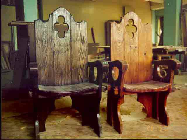 кресла-стулья