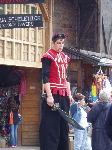 костюм дракулы