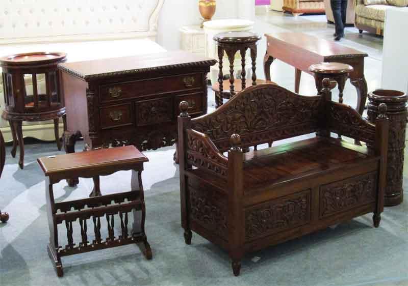 Фото коллекции деревянной мебели