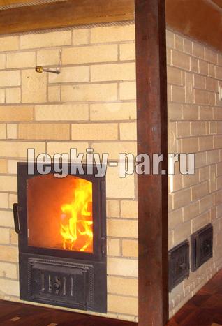 печь для тепла