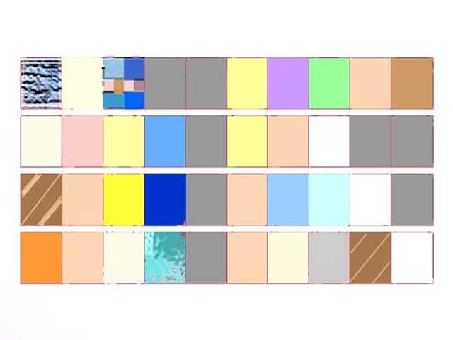 цвета для проекта квартиры