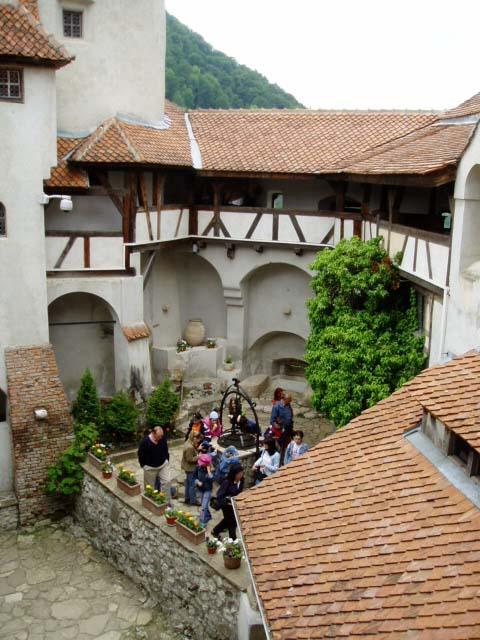 Румыния замок