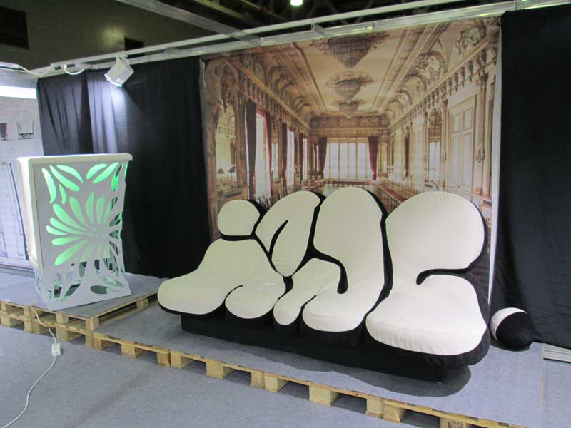 Фото стильного дивана для современного интерьера