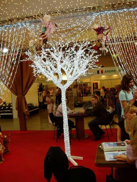 дерево зимняя сказка
