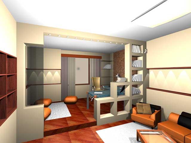 Гостиный дизайн