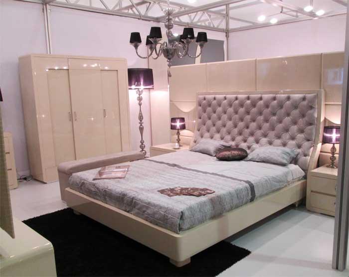 Классический стиль интерьера спальни