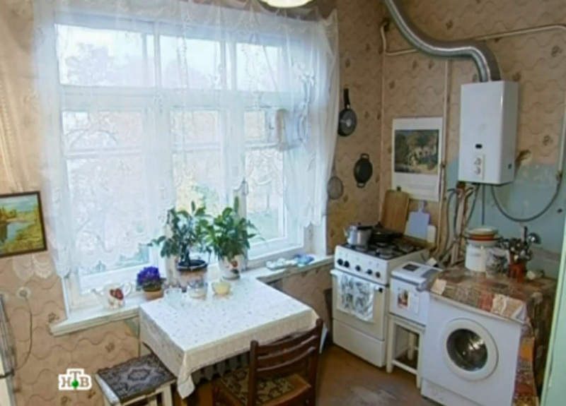 Кухня перед ремонтом