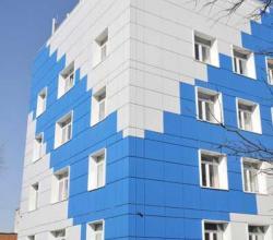 фото алюминиевых композитных фасадов