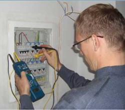 измерение изоляции проводов