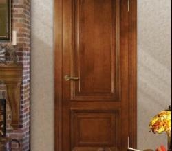 дубовая межкомнатная дверь