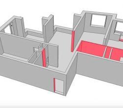 моделирование жилого пространства