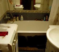 дизайн двухметровой ванной комнаты