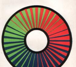 получение цветового круга
