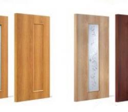 особенности ламинированных дверей