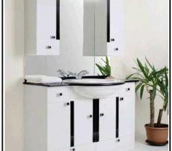 фото керамической мебели для ванной комнаты
