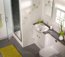 фото планировки пространства маленькой ванной комнаты