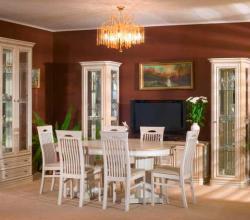 фото гостиной в стиле классицизм