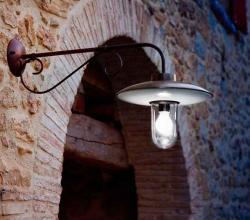 Светильник подсветки фасада