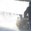 Очистка снега в Москве и ближайшем Подмосковье