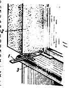 установка опорных маяков