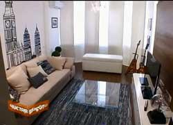 Дизайн узкой длинной квартиры