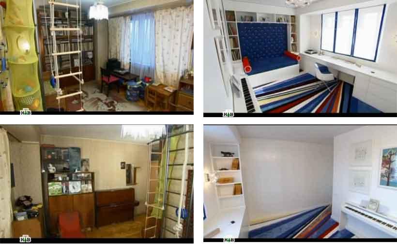 фото развивающей детской комнаты, фото интерьера детской комнаты, квартирный вопрос детская фото