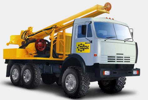 ремонт и обслуживание буровых установок