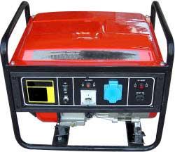 генератор для дома, домашний генератор