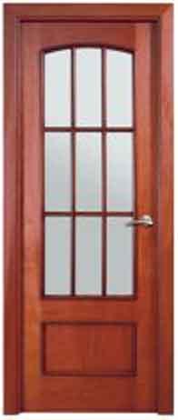 конструкция новой межкомнатной двери